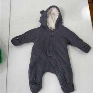 H&M winter suit